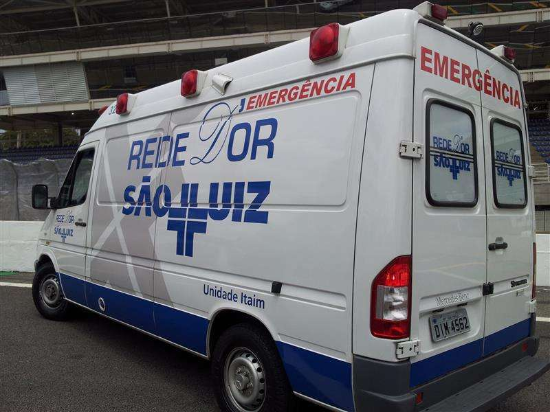 currículo para a rede D'Or São Luiz