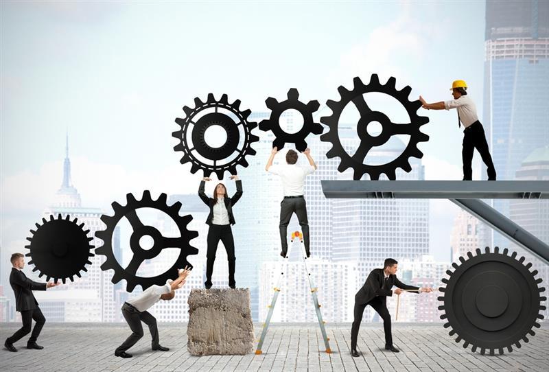 Trabalho Em Equipe Dinâmicas De Grupo E Frases De Motivação